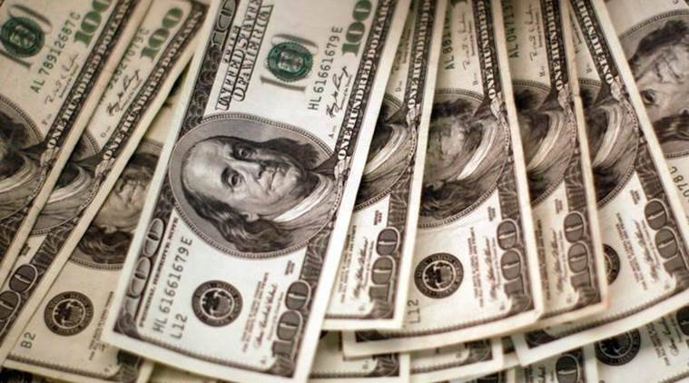 dollar, US dollar, dollar value, dollar vs euro, foreign exchange, us healthcare bill, us markets, us stock markets, business news, world market, latest news, indian express