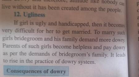 Maharashtra Board has to learn this lesson: Being ugly can't justify dowry