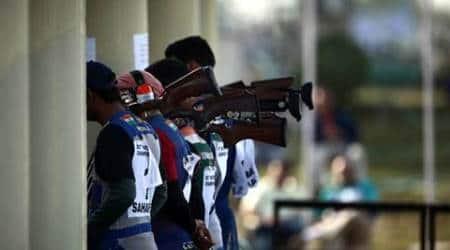shooting, india shooting, gagan narang, gagan narang shooting, ISSF World Cup, Dr Karni Singh Shooting Range, sports news