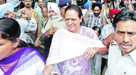 DSP Raka Ghira, DSP Raka Ghira imprisonment, DSP Raka Ghira case, DSP Raka Ghira arms possesion, Punjab ex DSP jail, DSP jail, indian express news