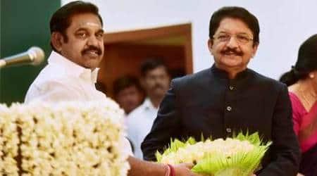 Palaniswami, tamil nadu new cm, Palaniswami chief minister, Palaniswami cm, cm Palaniswami, Palaniswami becomes chief minister, Edappadi K Palaniswami, tamil nadu, aiadmk, chennai, sasikala, panneerselvam