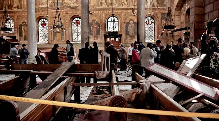 Islamic State, Islamic State Egypt, Egypt Christians, Islamic State Egypt Christians, attack on Egyptian Christians, Egypt news, world news, latest news, indian express