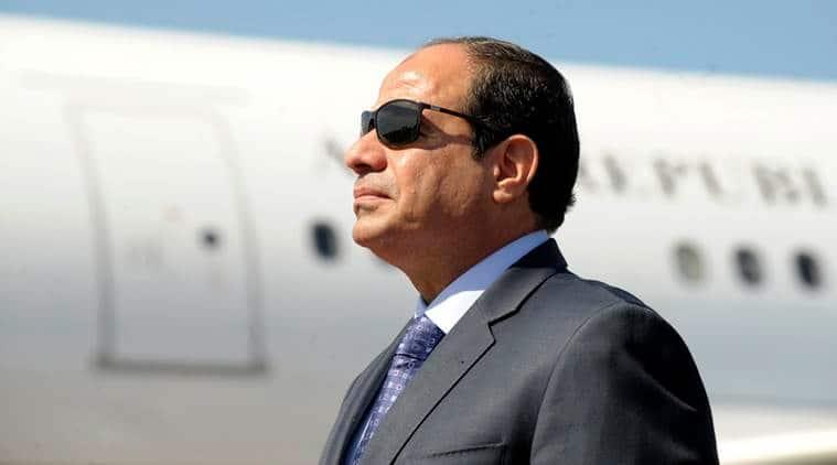 egypt news, abdel-fattah news, world news, indian express news