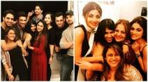 ekta kapoor, ekta kapoor party, sushant singh rajput, sooraj pancholi, shilpa shetty, shamita shetty, harshvardhan rane, sushant singh rajput films, shilpa shetty fitness, krystel d'souza, ekta kapoor serial, indian express news, entertainment photos, indian express
