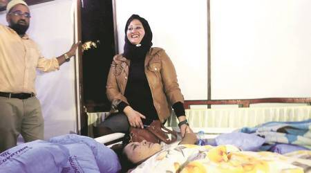 After losing 330 kg over 3 months, Eman Ahmed to fly to Abu Dhabi today