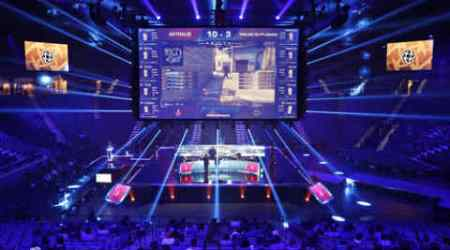 Appealing to millennials, Las Vegas gets an E-sports arena