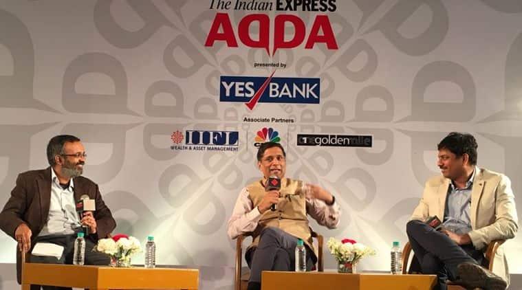 Arvind Subramanian, Chief Economic Adviser, CEA on demonetisation, Arvind Subramanian Express adda, Arvind Subramanian demonetisation