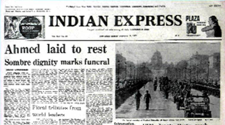 vijaylaxmi pandit, jawaharlal nehru wife, indira gandhi, janata party, old news, archived news, news from indira gandhi time, indian express old paper, archived newspaper