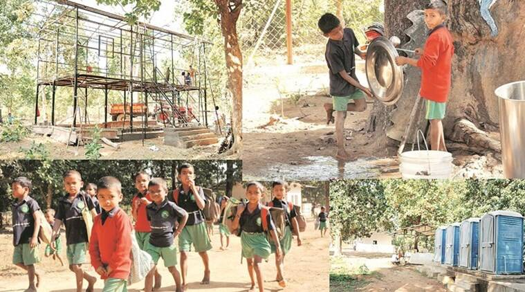 school, Maharashtra school, schools, maharashtra education, education, education news, indian express news, school children,