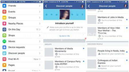 Facebook, Facebook Discover people, Facebook new feature, Facebook Discover people Android, Discover people iOS, Facebook new features, Facebook app, smartphones, technology, technology news