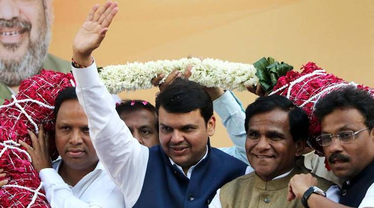 Maharashtra civic polls, Maharashtra municipal polls, BMC elections, Congress, BJP, Shiv Sena, Devendra Fadnavis, Uddhav Thackeray, hung verdict, Modi, Sanjay Nirupam, India news, Indian Express