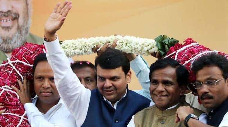 Maharashtra civic polls, Maharashtra municipal polls, BMC elections, Congress, BJP, Shiv Sena, Devendra Fadnavis, Uddhav Thackeray, hung verdict, Modi, Sanjay Nirupam, India news, Indian Express