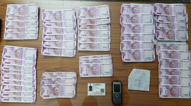 Fake notes of Rs 96000 face value seized from West Bengal