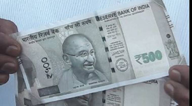 fake notes, demonetisation, no serial number, Rs 500 notes, note ban, 500 fake notes, Rs 2000 fake note, counterfeit currency, madhya pradesh fake notes, narendra modi, modi, indian express news, india news
