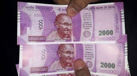 Delhi: Sangam Vihar ATM dispenses fake 2,000 notes of 'Children Bank ofIndia'