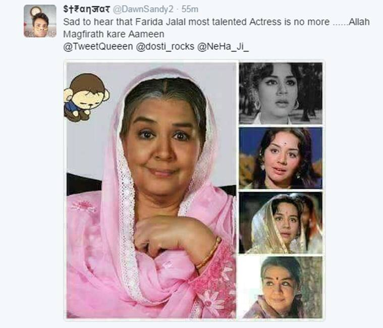 farida jalal sonfarida jalal kimdir, farida jalal death, farida jalal funeral, farida jalal died, farida jalal twitter, farida jalal death cause, farida jalal rip, farida jalal rajesh khanna, farida jalal family, farida jalal son, farida jalal biography, farida jalal husband photo, farida jalal actress, farida jalal aib roast, farida jalal husband images, farida jalal son yaseen, farida jalal daughter name, farida jalal husband tabrez, farida jalal family photo, farida jalal family pictures