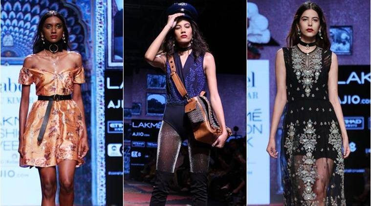 fashion, contemporary wear, modern dresses, modern and contemporary, fashion experiments, fashion designer wear, indian fashion, fashion 2017, indian express, indian express news