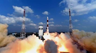 Isro, Isro satellite launch, satellite launch, indian satellite, indian satellite launch, space project, 104 satellites launch, indian express editorial