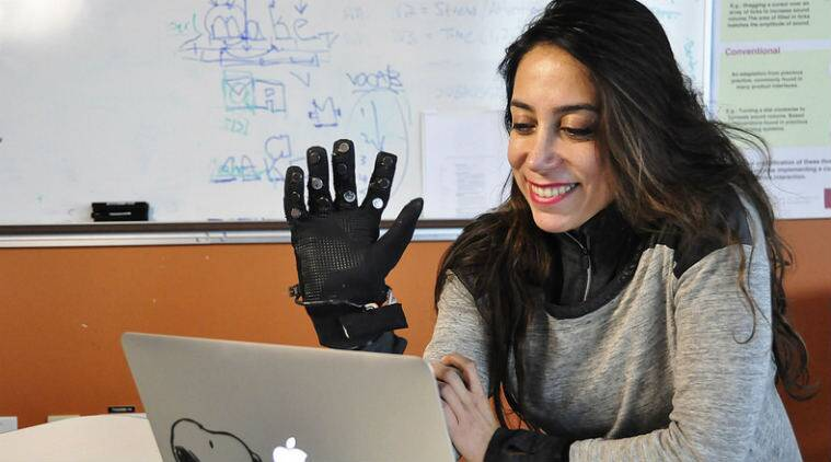 Next- gen tech, interconnected gloves, Flex-n-feel, tactile sensors, Wifi module, mimic touch, VR Video conferencing, telepresence robots, Science, Science news