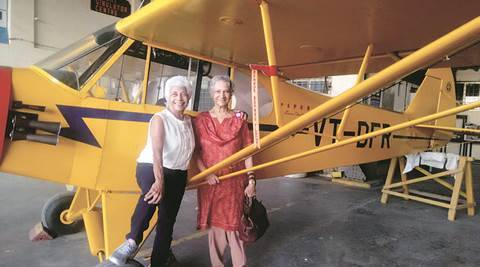 50 years of flying: Women pilots from Mumbai look back at the glassceiling