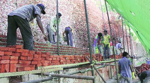 Ahmedabad: A new fort wall dredges up memories of the old