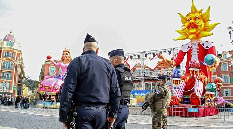 France security, France news, Latest news, Nice holds its Carnival behind barricades, France terror attcks, French terror atacks, France news, Latest news,