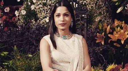 Need to debunk stereotypes around female directors: Freida Pinto