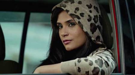 Richa Chadda, Richa Chadda fukrey 2, Richa Chadda fukrey 2 role, Richa Chadda fukrey