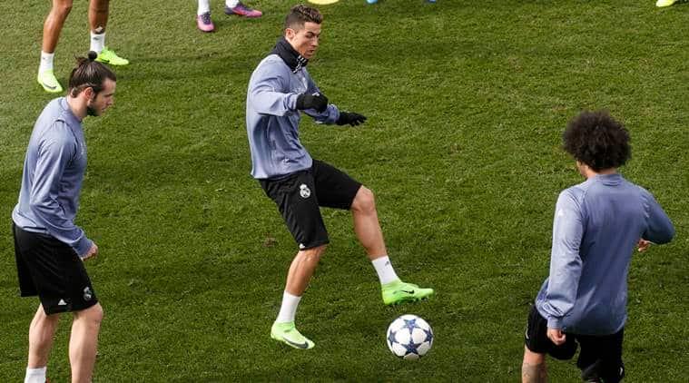 Gareth Bale, Bale, Bale fitness, Real Madrid, Madrid, Real Madrid vs Sporting Lisbon, Real Madrid Champions League, Football news, Football