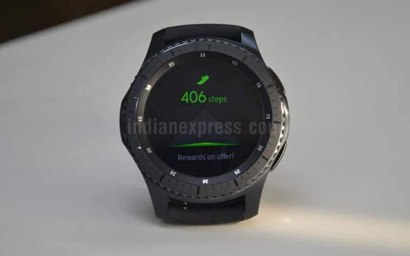 Samsung, Gear S3, Gear S3 Frontier, Gear S3 Frontier review, Samsung Gear S3 Frontier price in India, Gear S3 India price, Gear S3 Tizen smartwatch, Gear S3 vs Apple Watch 2, technology, technology news