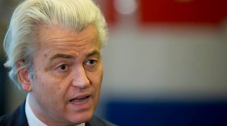 Dutch MP Geert Wilders launches campaign with attack on the country's Moroccans