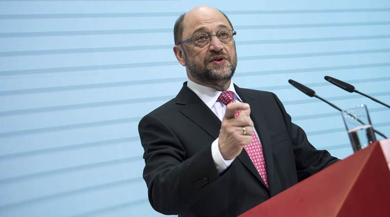chancellor, germany chancellor, Martin Schulz, germany chancellor candidate, angela merkel, Social Democratic Party, Social Democratic Party germany, EU, european union, latest world news