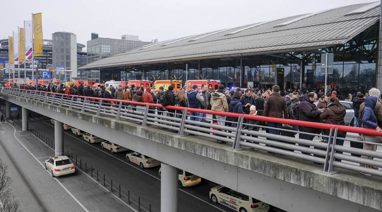 hamburg, germany airport, airport toxic breath, hamburg airport shutdown, airport air toxic substance, germany airport unknown toxin, hamburg airport evacuation, airport air conditioning system toxin spread, world news, germany news, euro news