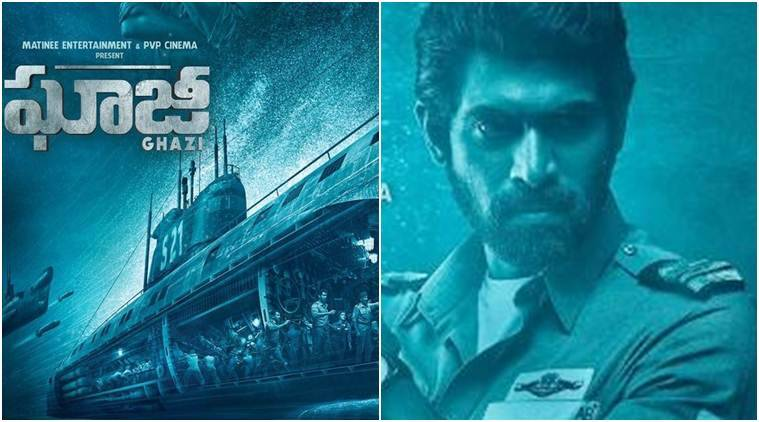 Ghazi Movie review, Ghazi review, Ghazi movie, Ghazi release, Ghazi stars, Ghazi cast, Ghazi telugu film, Rana Daggubati