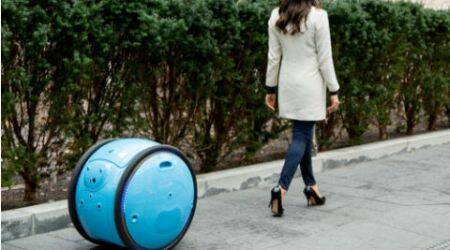 Meet Gita, the bot that will carry your luggage for you