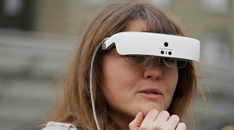 glasses for the blind, sight for visually impaired, eSight, visually impaired, glasses for visually impaired, vision for the blind, tech news, science news, latest news, indian express technology