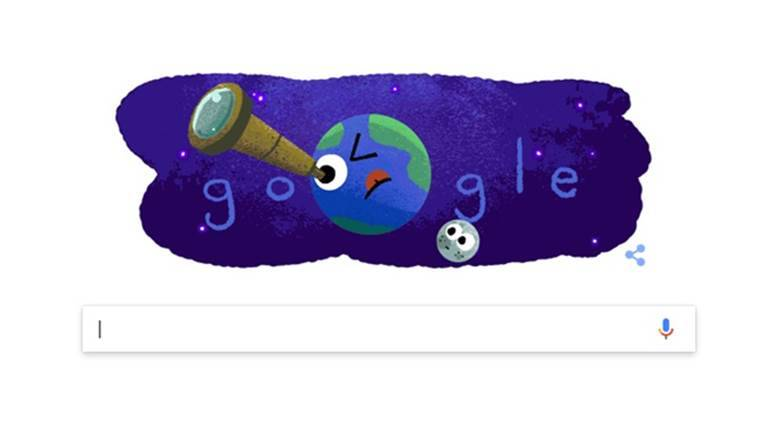 exoplanet, nasa, google doodle, doodle today, earth size planets, google doodle, earth, nasa news, exoplanet discovery, nasa google doodle, planet discover, solar system, dwarf star, milky way