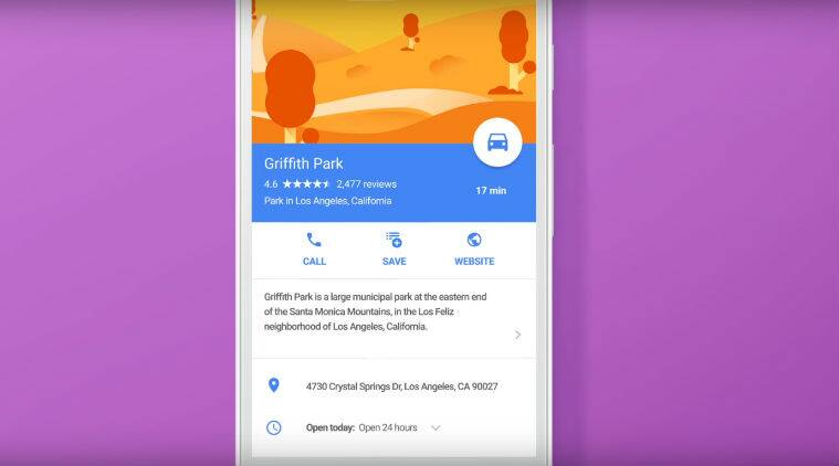 Create, share favourite hangouts on Google Maps now