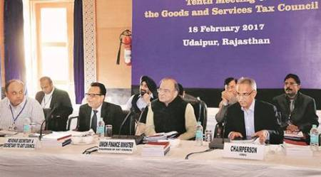 Arun Jaitley, GST, GST compensation law, GST draft, GST news, Arun jaitley GST, GST council meet, Goods and services tax