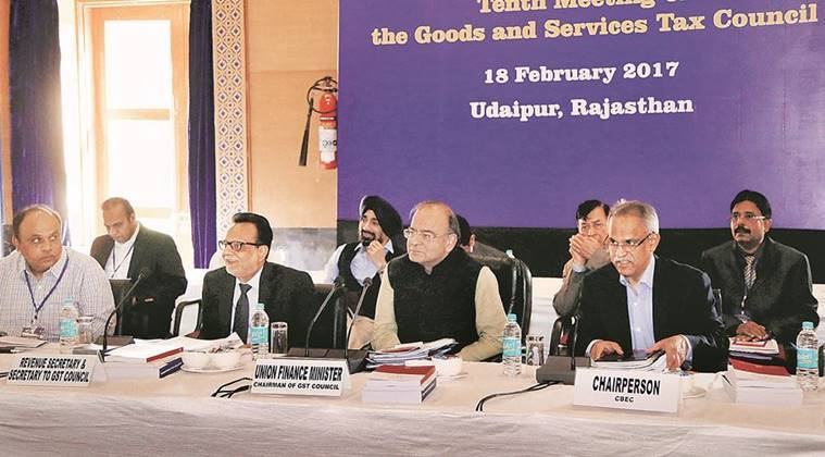 GST Council finalises draft model law in meeting headed by Arun Jaitley