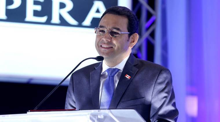 guatemala, guatemala president, jimmy morales, political coup guatemala, house arrest jimmy morale family, samuel sammy morales, national convergence front party, FCN, otto perez, guatemala dictator, Efrain Rios Montt, world news