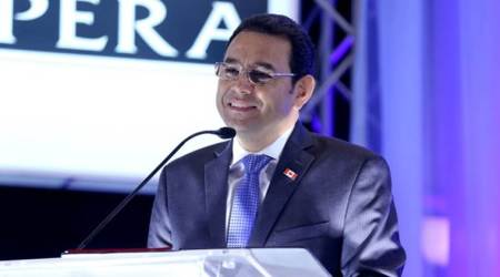 Guatemala's President Jimmy Morales retains immunity from prosecution in graft probe