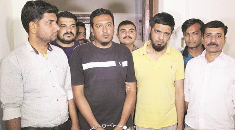 ISIS, ATS on ISIS attack, ISIS plans to attack Gujarat, ATS arrests, Vaseem Ramodia and Naeem Ramodia ,ATS Gujarat arrests, Gujarat Anti-Terrorism Squad (ATS), Gujarat ISIS, indian express news