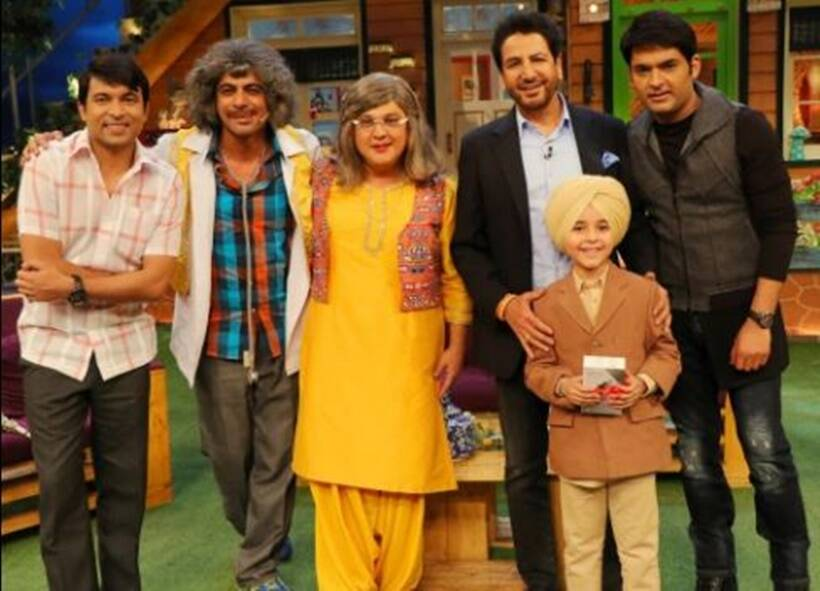 kapil sharma, the kapil sharma show, gurdaas maan, gurdaas maan songs, gurdaas maan punjab, gurdaas maan elections, punjab drugs, udta punjab, alia bhatt, diljit dosanjh, ali asgar, sunil grover, kapil sharma film, gurdaas maan album, indian express, indian express news, entertainment news