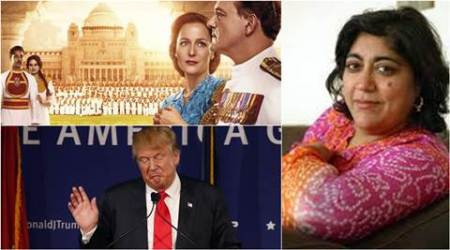 Gurinder Chadha, Donald Trump, Viceroy's House