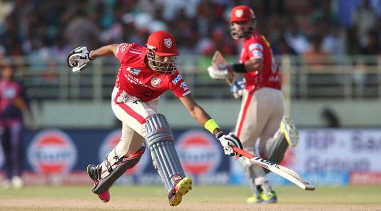 Gurkeerat Maan in action during last season's IPL. (Source: BCCI)