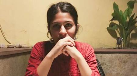 Gurmehar Kaur, Gurmehar, Gurmehar Kaur fb, Gurmehar Kaur harassment case, Ramjas protests, Ramjas violence, Martyrs daughter, delhi university protests, delhi news, india news, indian express news