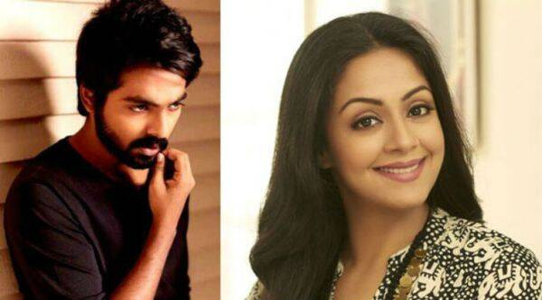 GV Prakash may share screen space with Jyothika soon
