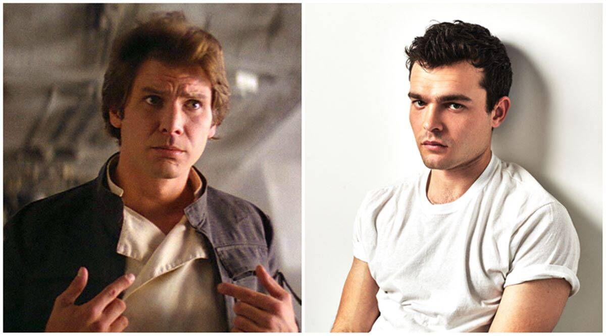 Star Wars Han Solo First Look Bye Harrison Ford Hello Alden Ehrenreich See Pic Entertainment News The Indian Express