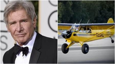 Harrison Ford flies over airliner, could have caused serious mishap. Watch video